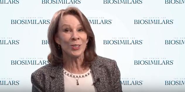 Linda Frisk, PharmD: Biosimilars and Cost Reduction