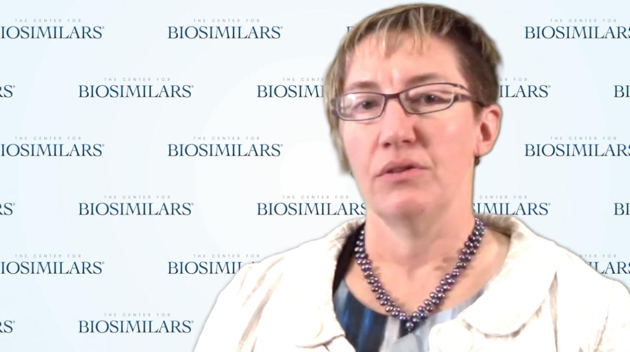 Cate Lockhart, PharmD, PhD: Biosimilar vs. Generic Markets