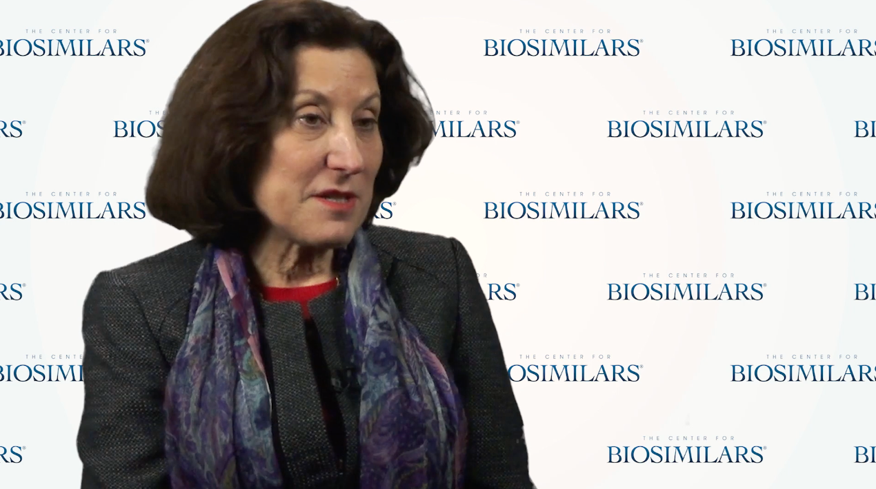Dr Hope Rugo: Talking With Other Prescribers About Biosimilars