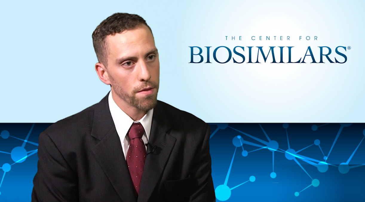 Dr Brandon Shank: Biosimilar Naming and Suffixes