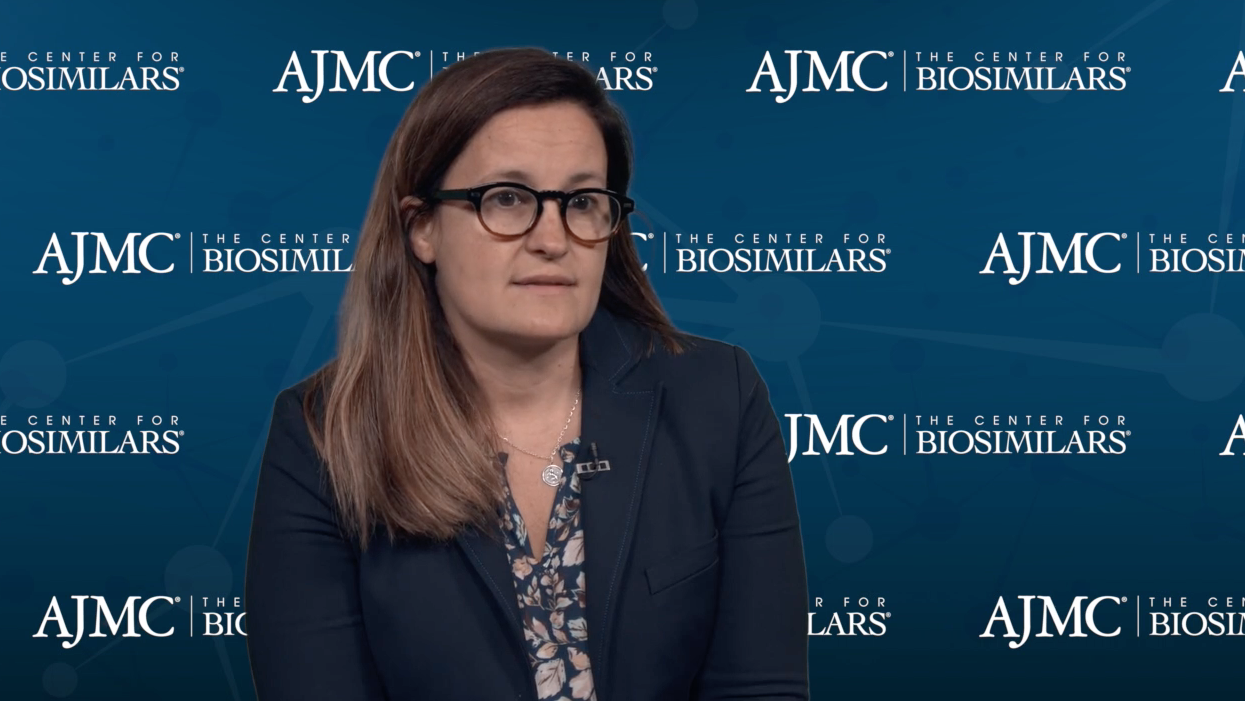 Elaine Blais, JD: The FDA and Communications About Biosimilars