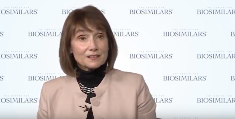Madelaine Feldman, MD: Practical Considerations for Biosimilars