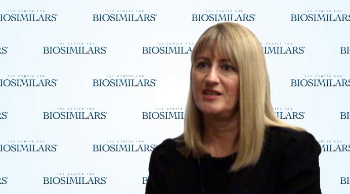 Carol Lynch: Instilling Confidence in Biosimilars
