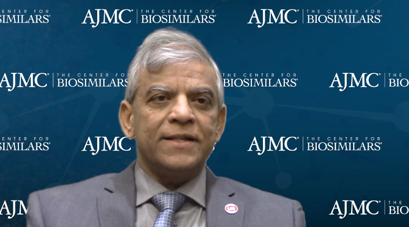 Kashyap Patel, MD: Misconceptions About Biosimilars