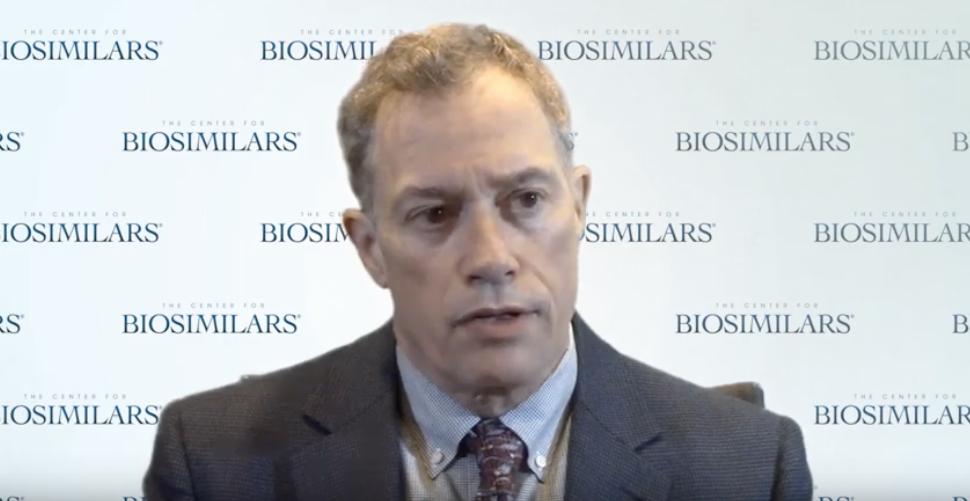 Charles Saunders, MD: Biosimilars in Specialty Pharmacy