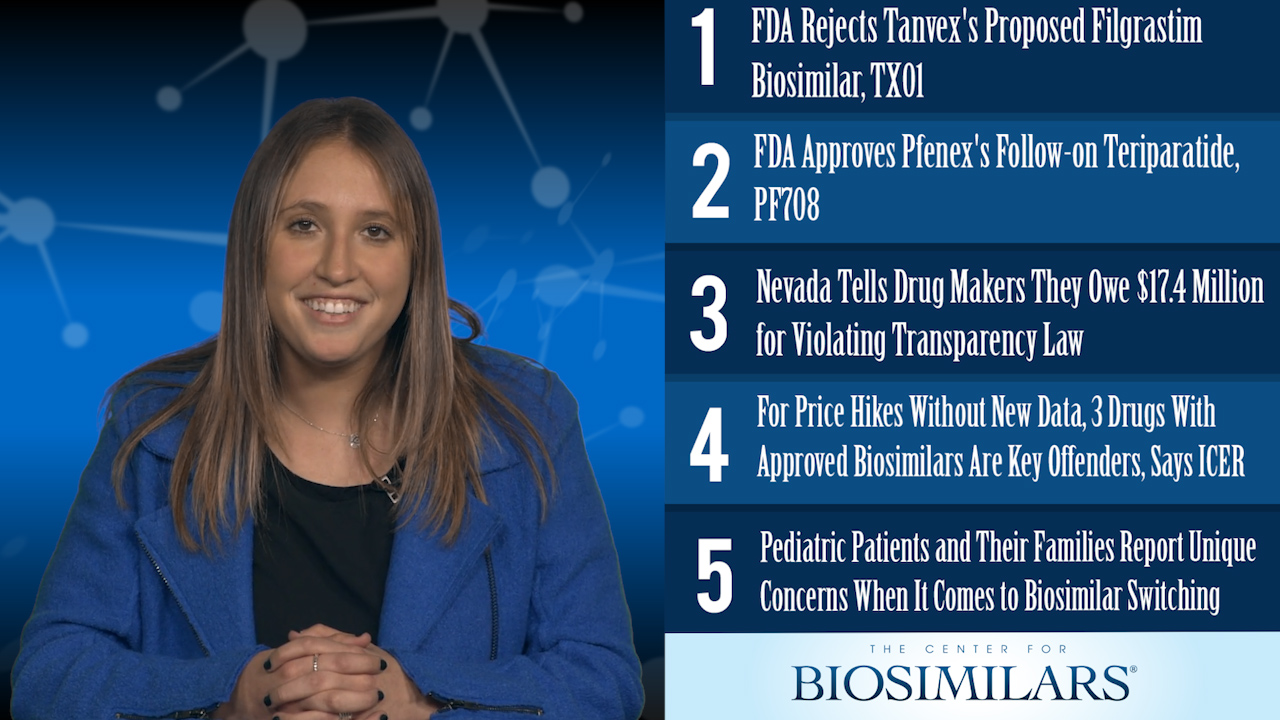 The Top 5 Biosimilars Articles for the Week of October 7