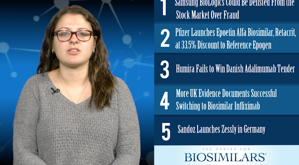 The Top 5 Biosimilars Articles for the Week of November 19