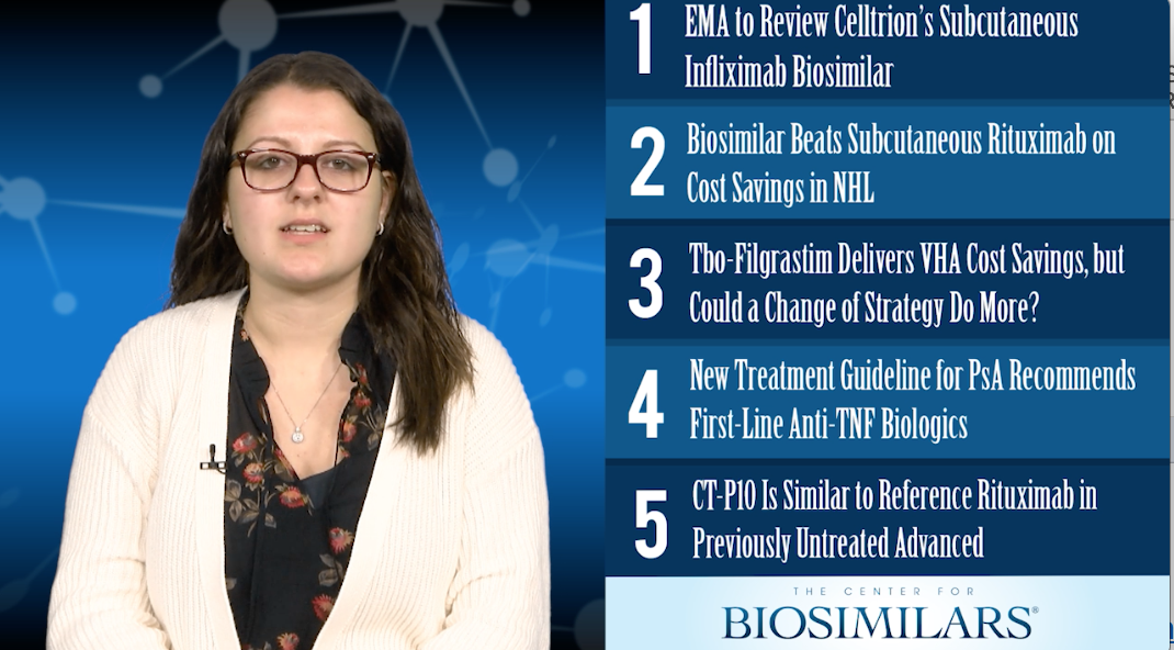 The Top 5 Biosimilars Articles for the Week of December 3