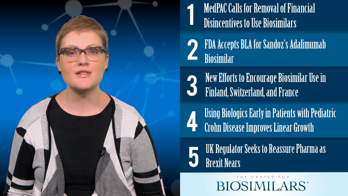 The Top 5 Biosimilars Articles for the Week of January 15