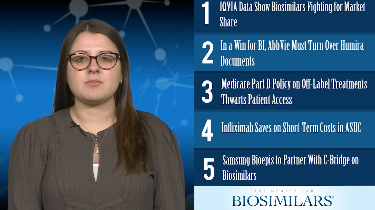 The Top 5 Biosimilars Articles for the Week of February 11