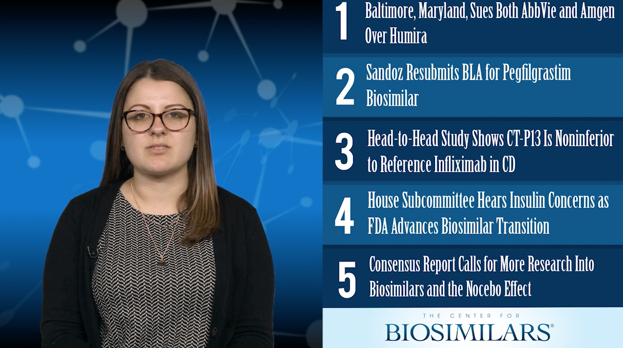 The Top 5 Biosimilars Articles for the Week of April 1