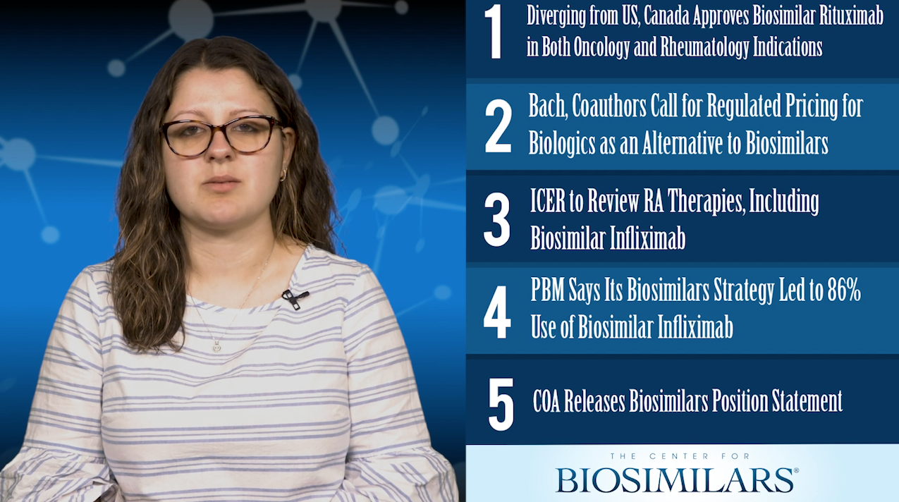 The Top 5 Biosimilars Articles for the Week of April 15