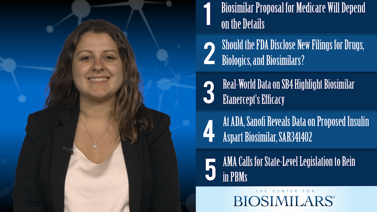 The Top 5 Biosimilars Articles for the Week of June 10