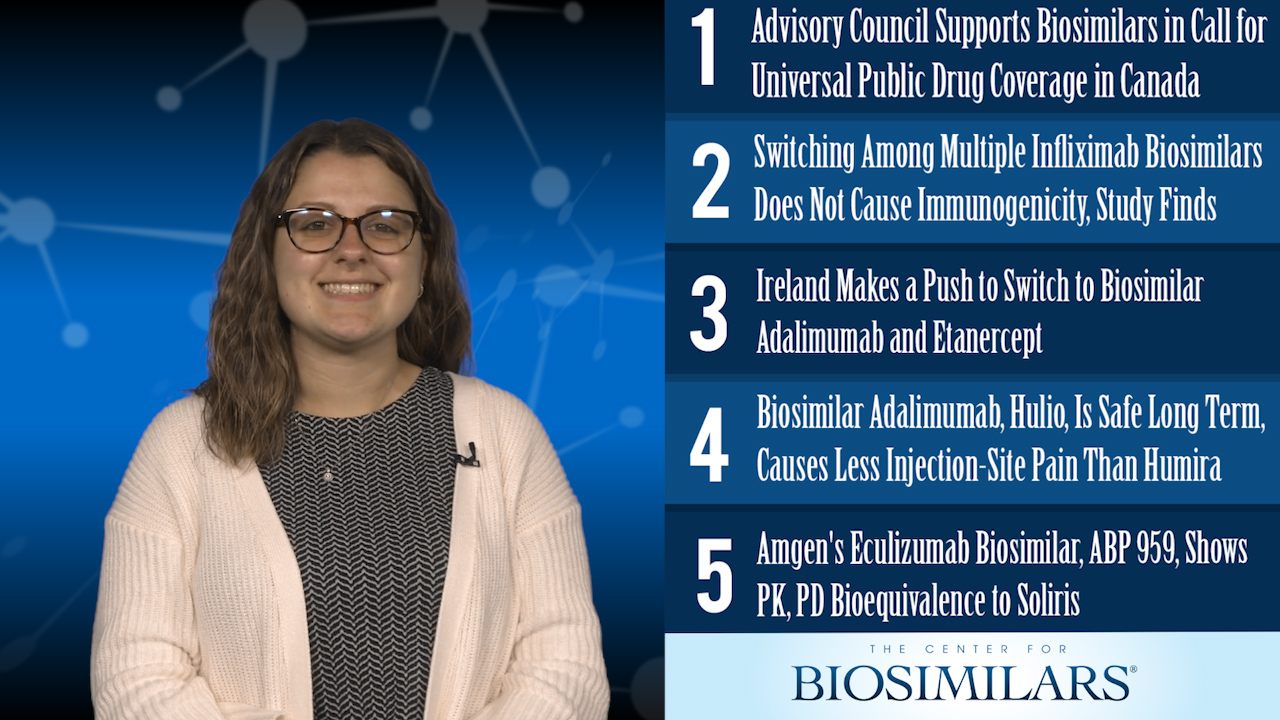 The Top 5 Biosimilars Articles for the Week of June 17