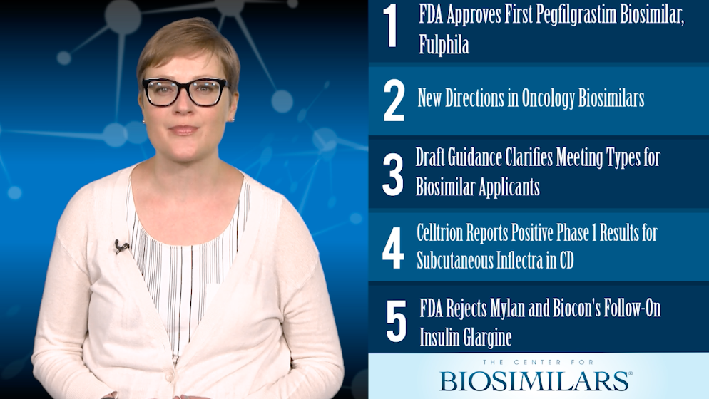 The Top 5 Biosimilars Articles for the Week of June 4