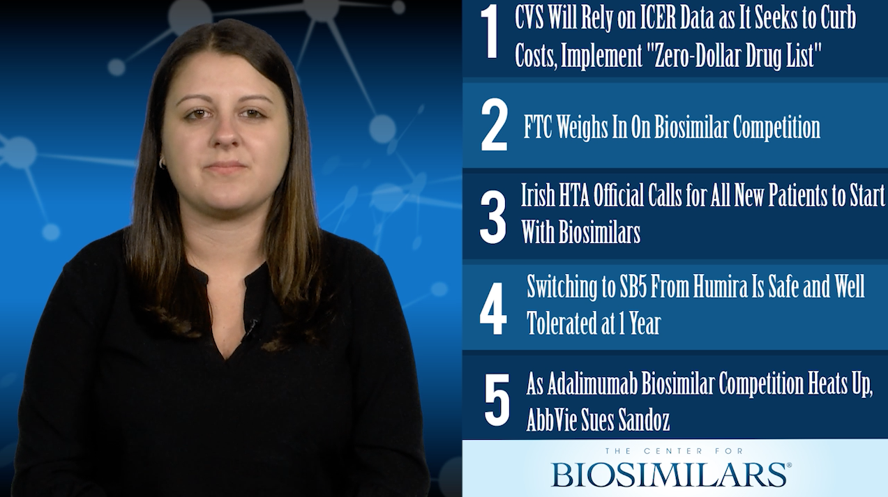 The Top 5 Biosimilars Articles for the Week of August 13