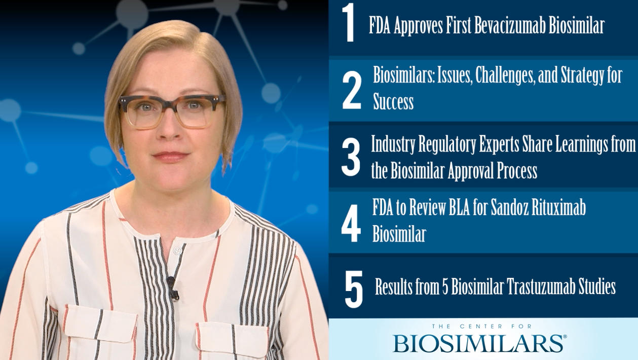 The Top 5 Biosimilars Articles for the Week of September 11