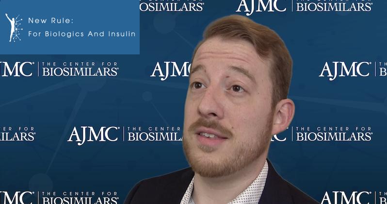 New Rule: Matt Harman Talks About Employer Interest in Biosimilar Promotion