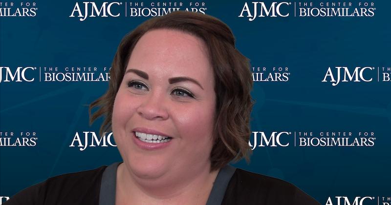 Molly Burich: How to Improve Biosimilar Uptake