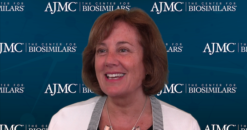 Sheila Frame Discusses Biosimilar Policy Developments and Market Impact