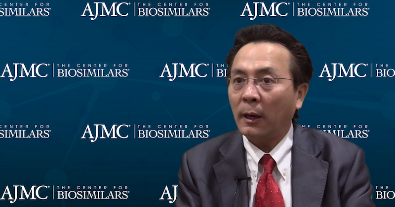 Dr Michael Wang Discusses the Importance of Biosimilars in Cancer Care