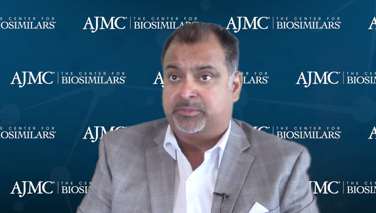 Tesh Khullar: Biosimilars in Community Oncology