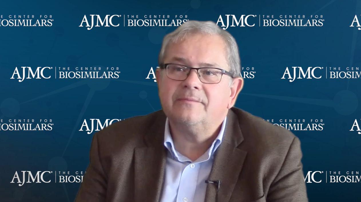 Michael Kolodziej, MD: Biosimilars in Alternative Payment Models