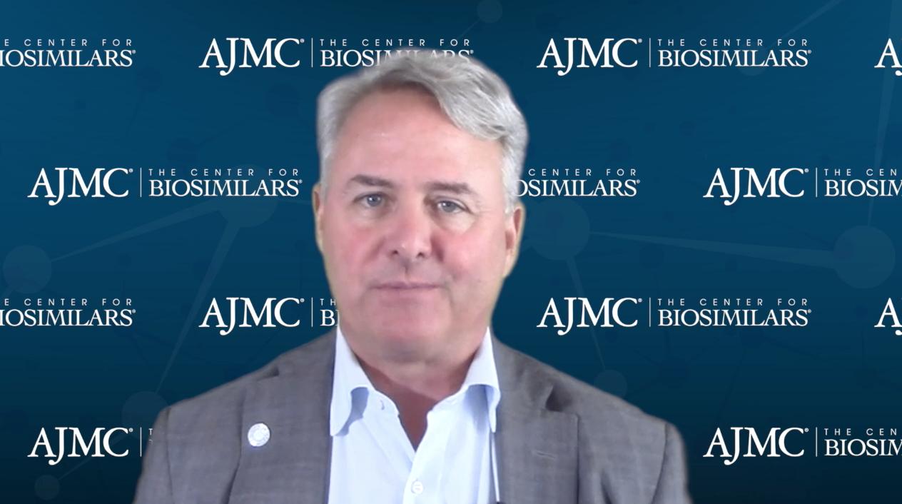 Jeffrey Patton, MD: Adopting Biosimilar Trastuzumab, Bevacizumab, and Rituximab in the Clinic