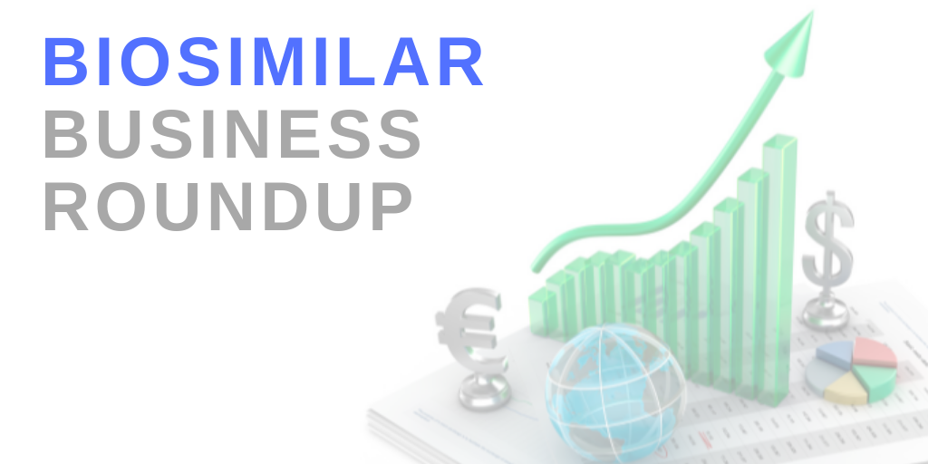 Biosimilar Business Roundup: November 2019