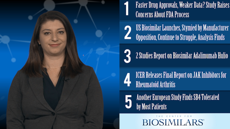 The Top 5 Biosimilars Articles for the Week of January 13