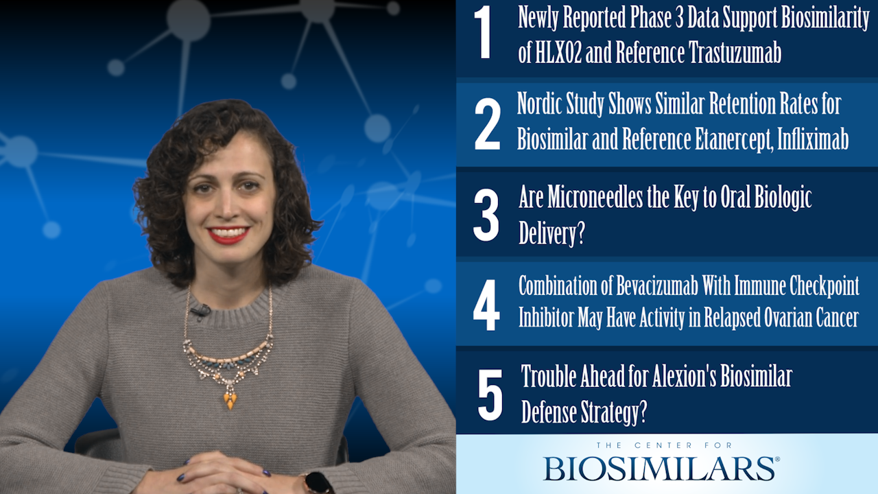 The Top 5 Biosimilars Articles for the Week of November 25