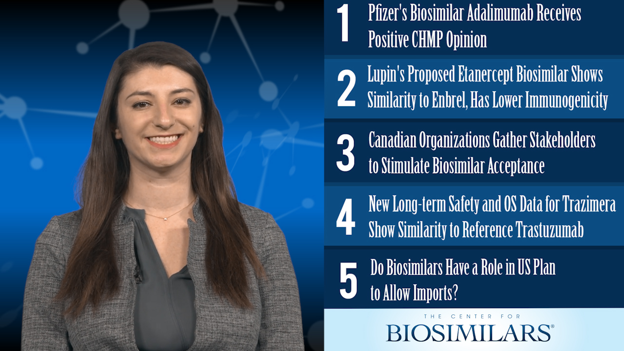 The Top 5 Biosimilars Articles for the Week of December 16