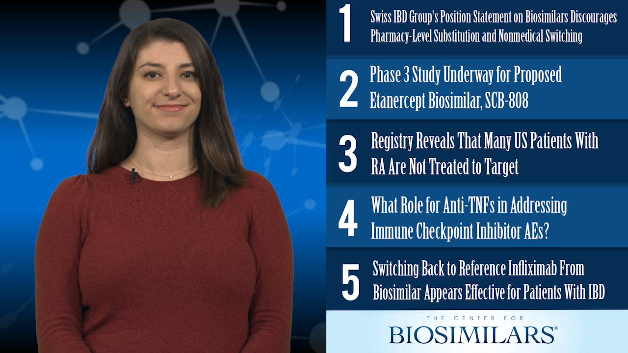 The Top 5 Biosimilars Articles for the Week of December 30