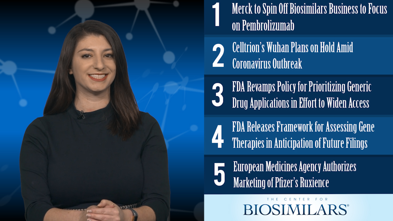The Top 5 Biosimilars Articles for the Week of February 24
