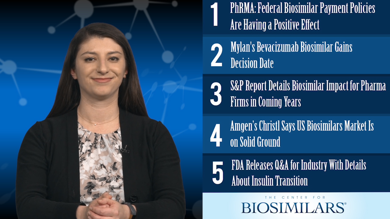 The Top 5 Biosimilars Articles for the Week of March 9