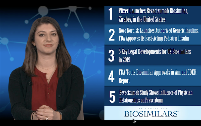 The Top 5 Biosimilars Articles for the Week of January 6